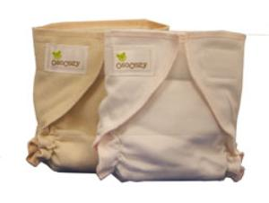 OsoCozy Fitted Cloth Diapers